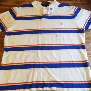 new/w tag vintage polo
